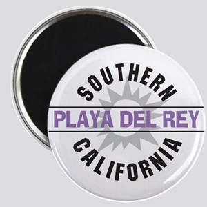 Playa del Rey California Magnet