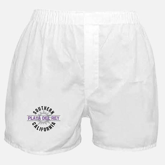 Playa del Rey California Boxer Shorts