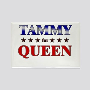TAMMY for queen Rectangle Magnet