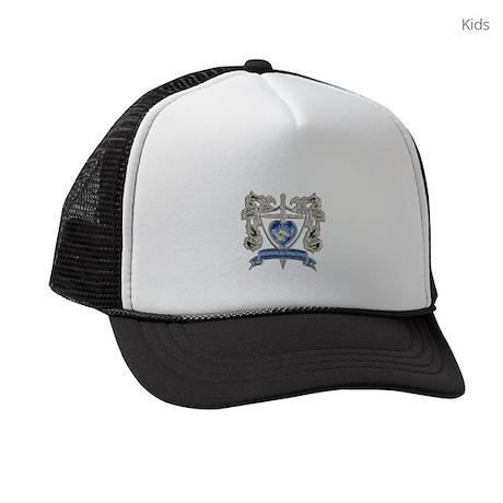 FPCA Crest Kids Trucker hat
