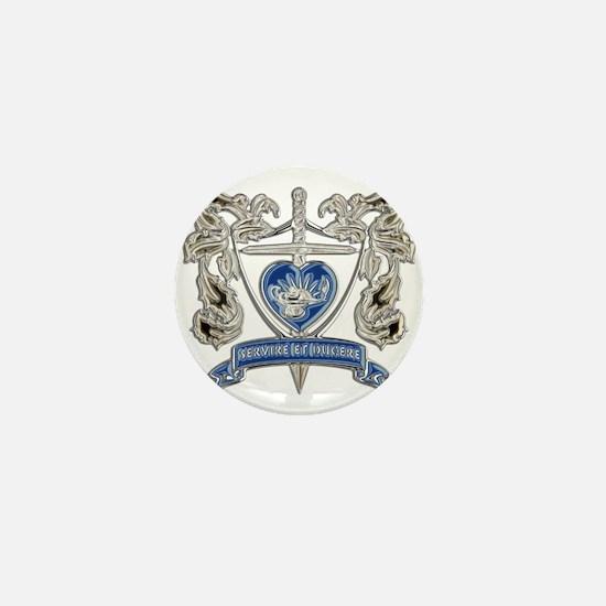 FPCA Crest Mini Button