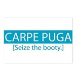 Seize the Booty Postcards (Package of 8)