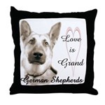 Love is grand - Throw Pillow