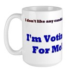 Vote For Me! Large Mug
