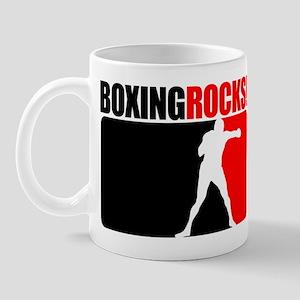 Boxing Rocks! Mug
