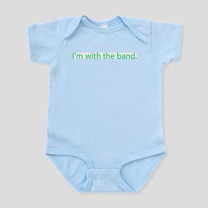 Groupie Babies Infant Creeper (green)