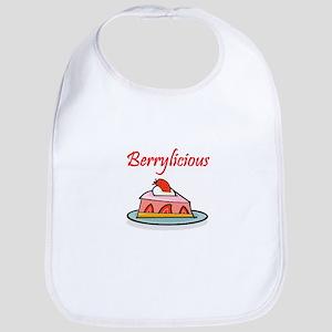 Berrylicious Bib