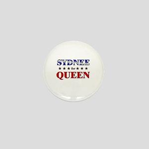 SYDNEE for queen Mini Button