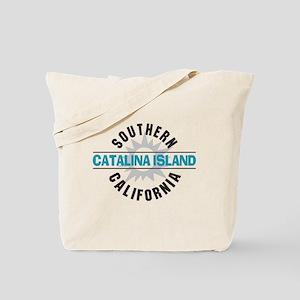 Catalina Island California Tote Bag