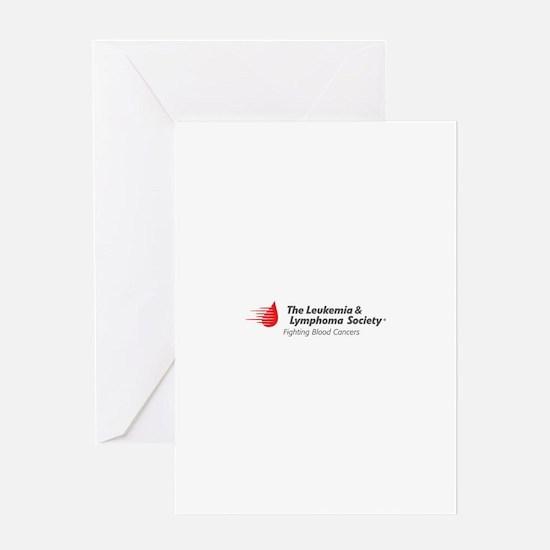 Leukemia and Lymphoma Society Greeting Card