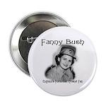 Fanny Bush Cricket Fan Button