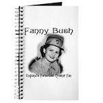 Fanny Bush Cricket Fan Journal