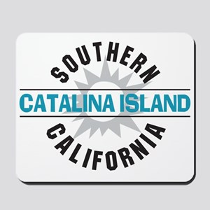 Catalina Island California Mousepad