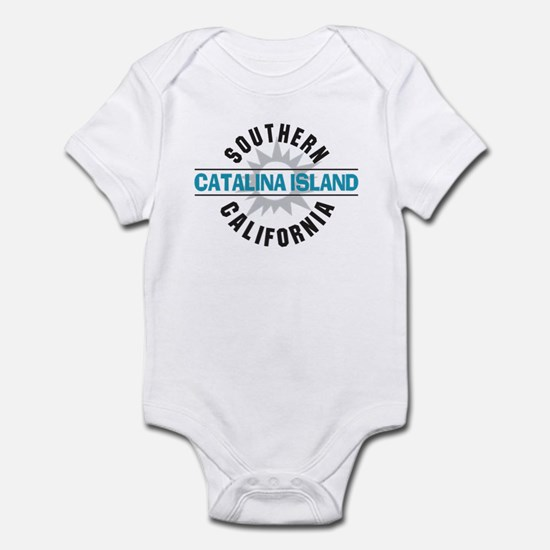 Catalina Island California Infant Bodysuit
