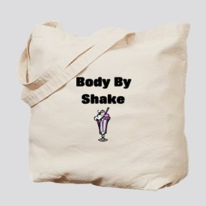 Body by Shake Tote Bag