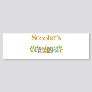 Scooter's Brother Bumper Sticker