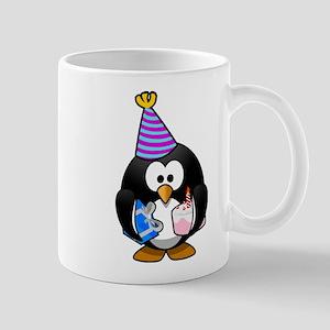 Party Penguin Cute Cartoon Mugs