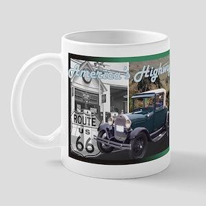 ROUTE 66 CLASSIC Mug