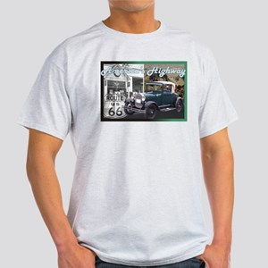 ROUTE 66 CLASSIC Light T-Shirt