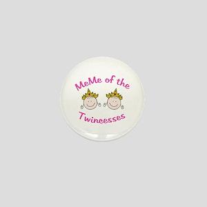 Meme of Twincesses Mini Button