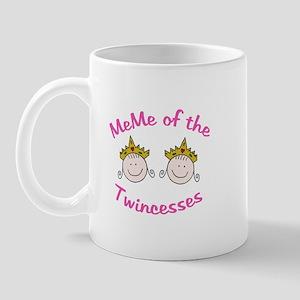 Meme of Twincesses Mug