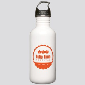Tulip Time Seal Stainless Water Bottle 1.0L
