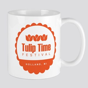 Tulip Time Seal Mugs