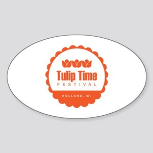 Tulip Time Seal Sticker