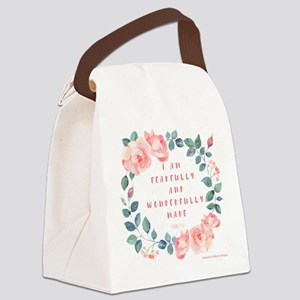 Fearfully & wonderfully made Canvas Lunch Bag
