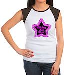 Hiking All Star Women's Cap Sleeve T-Shirt
