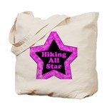 Hiking All Star Tote Bag