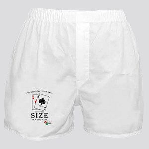 Size... Boxer Shorts