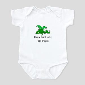 Sleeping Dragon Infant Bodysuit