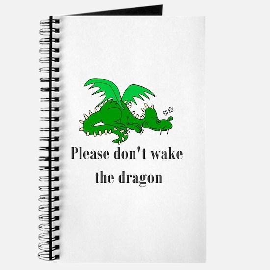Sleeping Dragon Journal