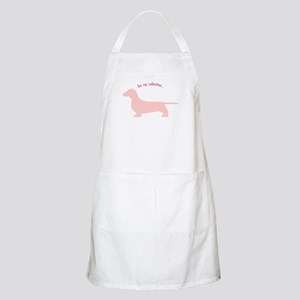 Doxie... Be My Valentine BBQ Apron