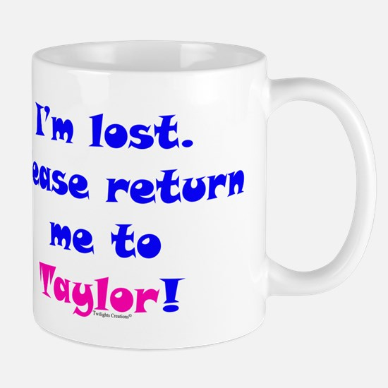 Lost, Return to Taylor Mug