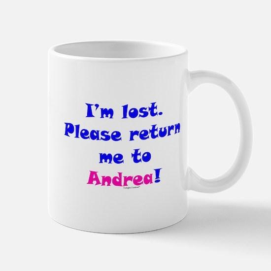 Lost, Return to Andrea Mug