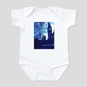 Houses of Parliament Infant Bodysuit