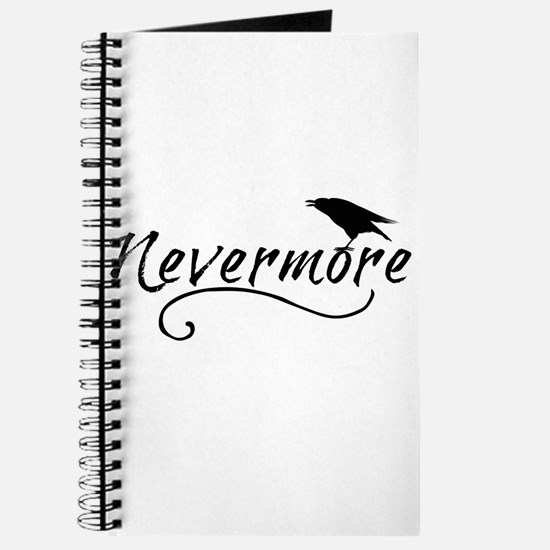 Nevermore in Blk Journal