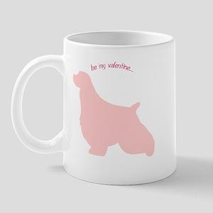 English Springer Spaniel... Be My Valentine Mug