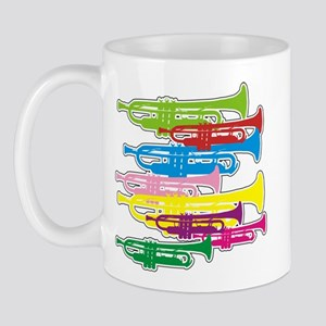 Trumpets Colors Mug