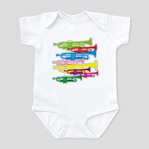 Trumpets Colors Infant Bodysuit