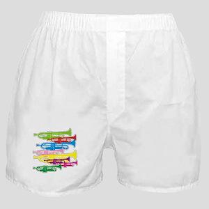 Trumpets Colors Boxer Shorts