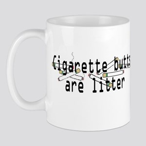 Butts are Litter Mug