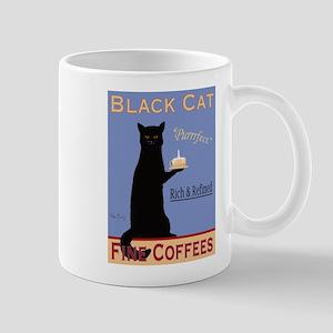 Black Cat Fine Coffees Mug