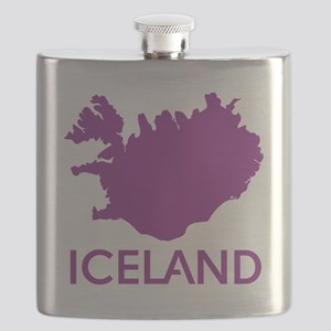 Iceland Flask
