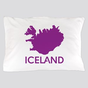 Iceland Pillow Case