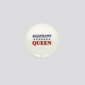 STEPHANY for queen Mini Button