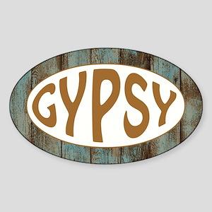 GYPSY Sticker