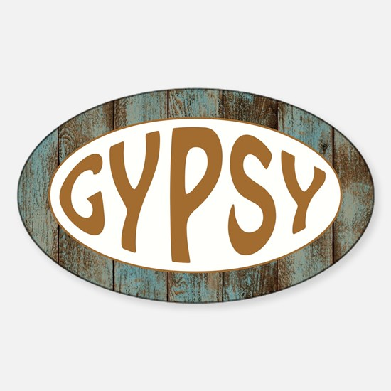 GYPSY Decal